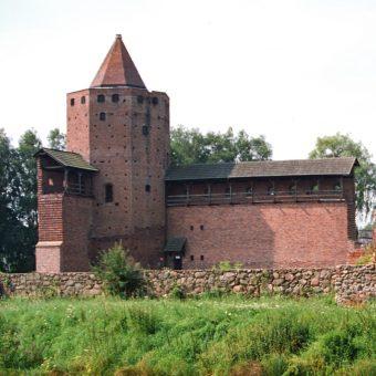 Zamek w Rawie.