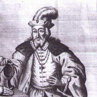 Sambor I, E. Rymar Rodowód książąt pomorskich (fot. domena publiczna)