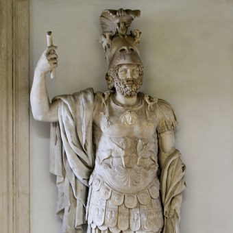 Statua Marsa (fot. José Luiz Bernardes Ribeiro, lic. CC BY-SA 4.0)