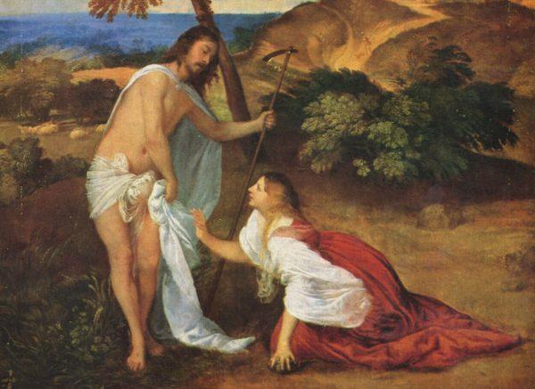 Historia Marii Magdaleny inspirowała wielu artystów. Powyżej w interpretacji Tycjana.