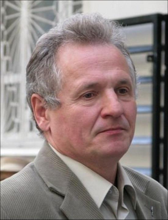 Zbigniew Bujak, który stanął na czele Społecznego Komintetu ds. Referendum (fot. Mariusz Kubik, lic. CC BY 3.0)