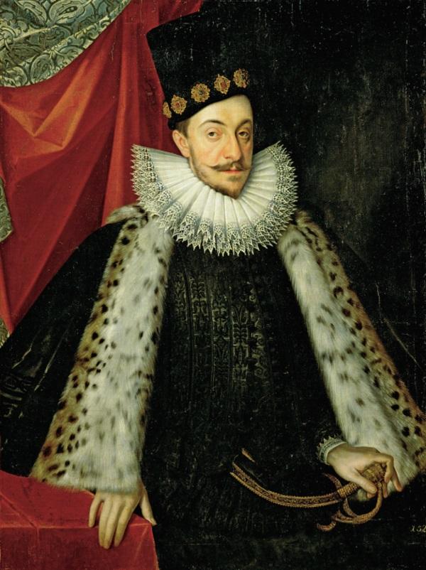 Zygmunt III Waza (fot. domena publiczna)