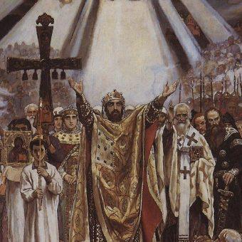 Zarówno Rosjanie, jak i Ukraińcy przyznają się do Włodzimierza Wielkiego. Kto ma do niego większe prawa?