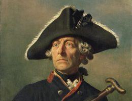 Fryderyk II panował w latach 1740-1786.