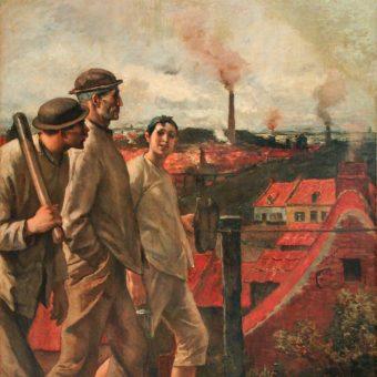 Śląsk w ciągu kilkudziesięciu lat przemienił się w konkurencyjny ośrodek przemysłu ciężkiego.