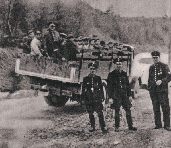 Na roboty przymusowe na terenie III Rzeszy wywieziono miliony ludzi z terenów okupowanych przez Niemcy.