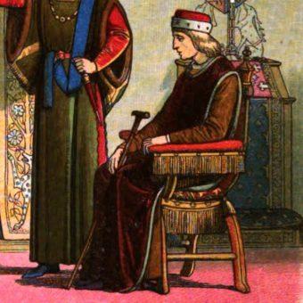 Wizerunek Henryka VI.