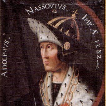 Adolf z Nassau (fot. domena publiczna)