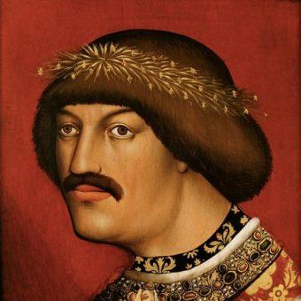 Albrecht II Habsburg (fot. domena publiczna)