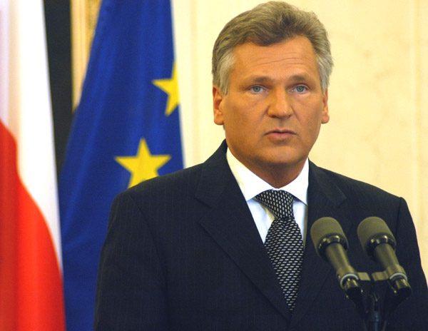 Propozycja Kwaśniewskiego nie była wcześniej uzgadniana w łonie partii rządzącej.