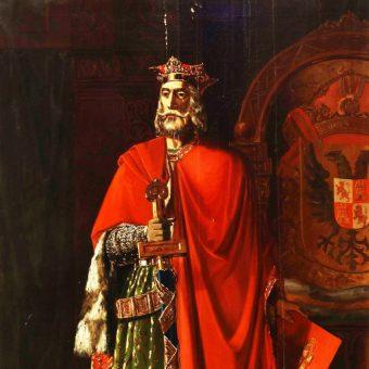 Alfons VI Mężny (fot. domena publiczna)