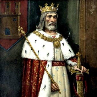 Alfons VIII Szlachetny (fot. domena publiczna)