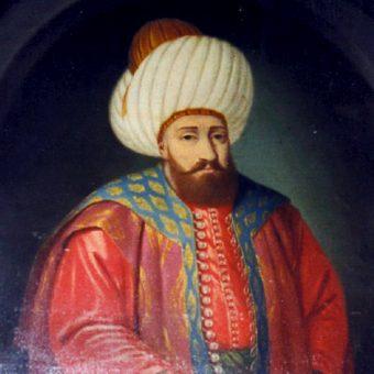 Bajezid I Błyskawica.