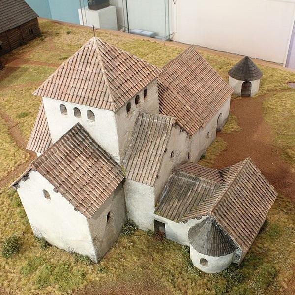 Bazylika Uherské Hradiště, Sady (fot. LuSul, lic. CCA SA 4.0 I)