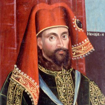Portret Henryka IV.