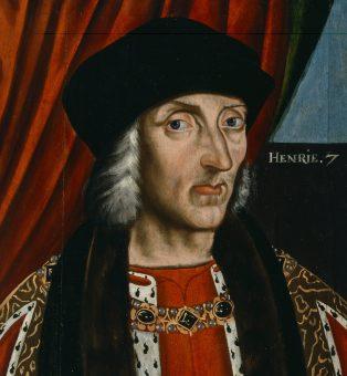 Portret Henryka VII.
