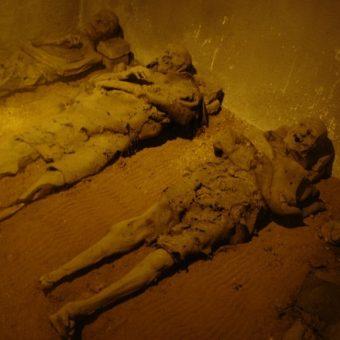 Wandale ukradli głowę mumii spoczywającej w krypcie kościoła St. Michan (zdjęcie poglądowe).