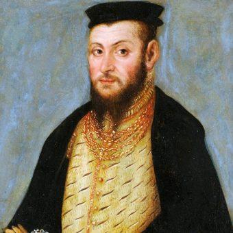 Portret Zygmunta II Augusta.