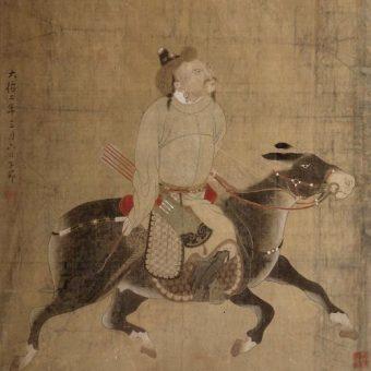 Czyngis-chan (fot. domena publiczna)