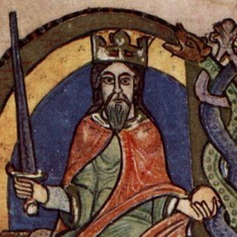 Dawid I Święty (fot. domena publiczna)