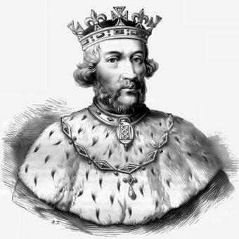 Portret Edwarda II.