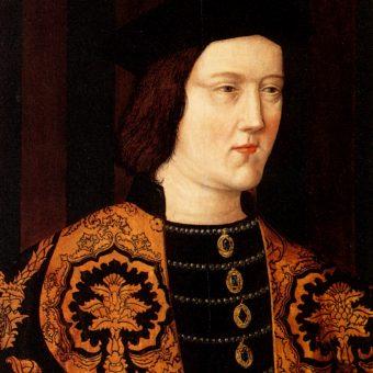 Portret Edwarda IV.