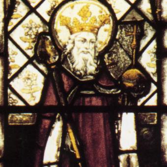 Wizerunek Ethelberta.