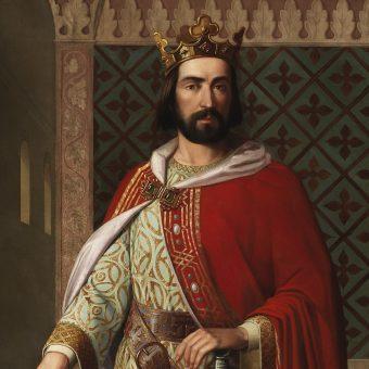 Portret Ferdynanda I Wielkiego.