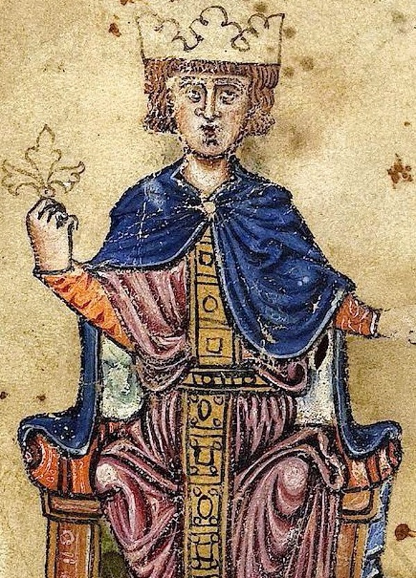 Fryderyk II (fot. domena publiczna)