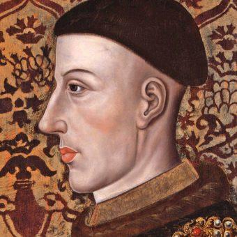 Portret Henryka V.