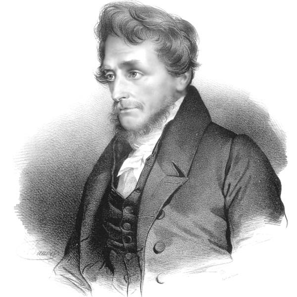 Joachim Lelewel (fot. domena publiczna)
