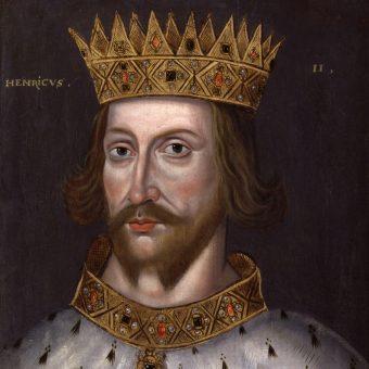 Portret Henryka II.