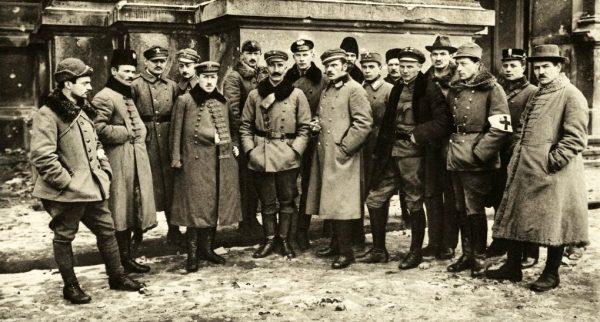 NKWP od 6 listopada przygotowywała plan ofensywy.