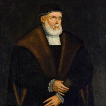Portret Zygmunta I Starego.