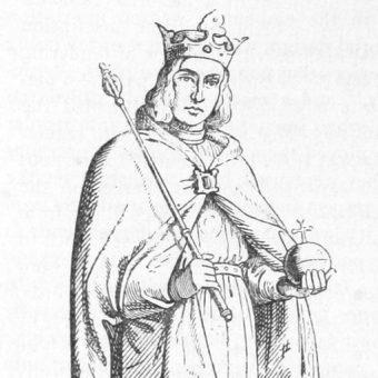 Wizerunek Henryka VII.