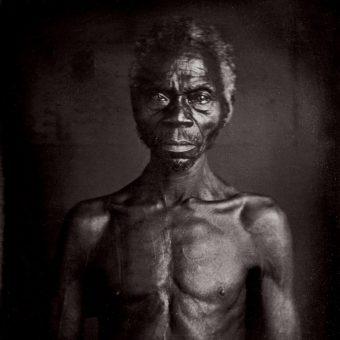 Renty Taylor, którego sfotografował Agassiz w 1850 roku (fot. domena publiczna)