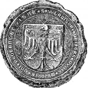 Pieczęć Władysława I płockiego.