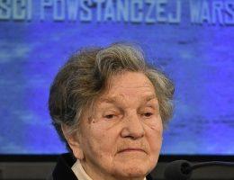 Wanda Traczyk-Stawska w Sejmie (fot. Adrian Grycuk, lic. CCA SA 3.0)