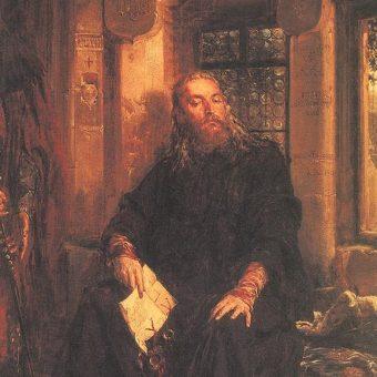 Władysław Biały według Matejki.