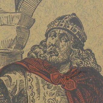 Książę Zbigniew został pozbawiony dziedzictwa i wymazany z historii.