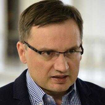 Zbigniew Ziobro (fot. Adrian Grycuk, lic. CCA SA 3.0)