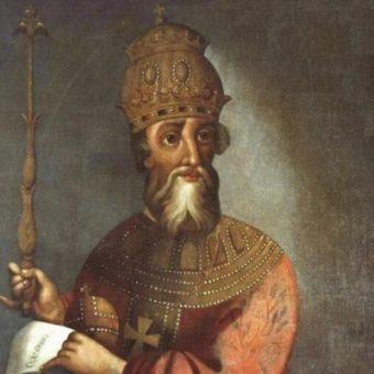 Symbole władzy cesarskiej trafiły do Moskwy z Bizancjum.