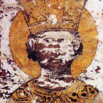 Wizerunek Jerzego z 1429 roku.