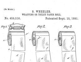 Ludzie od lat kłócą się o to, jak wieszać papier toaletowy. Tymczasem już od 1891 roku doskonale to wiadomo!