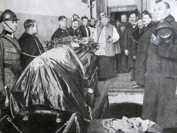 Pogrzeb Gabriela Narutowicza.