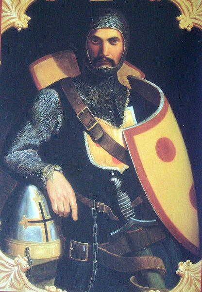 Zjazd w Nablusie odbył się pod auspicjami między innymi króla Jerozolimy Baldwina II.