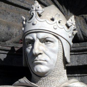 Karol I Andegaweński(fot. Geak, lic. CC BY-SA 4.0)