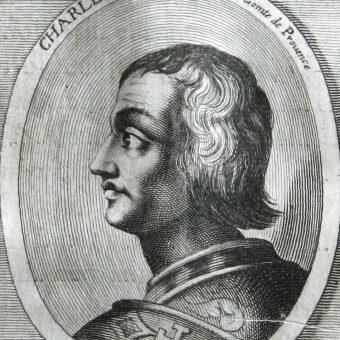 Karol II Andegaweński (fot. domena publiczna)