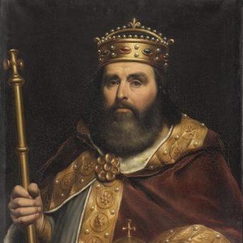 Karol III Gruby (fot. domena publiczna)