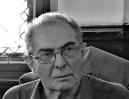 Karol Modzelewski w 2017 roku (fot. Tomasz Leśniowski, lic. CC BY-SA 4.0)